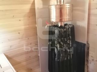баня бочка под ключ краснодар